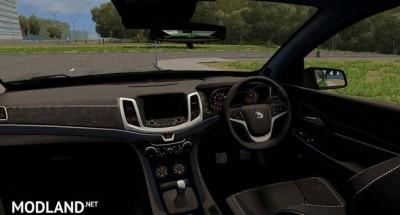 City Car Driving 1.5.9 – 2014 HSV GTS Maloo [1.5.9], 2 photo